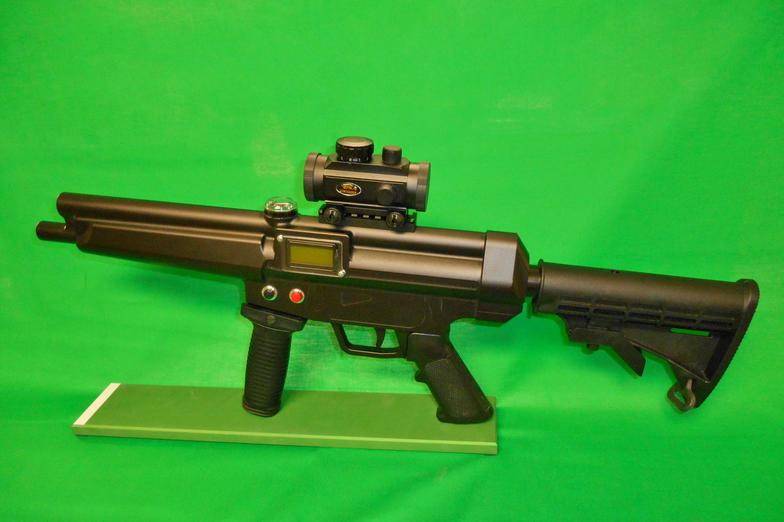 Laser Tag HT-MP5 Tagger