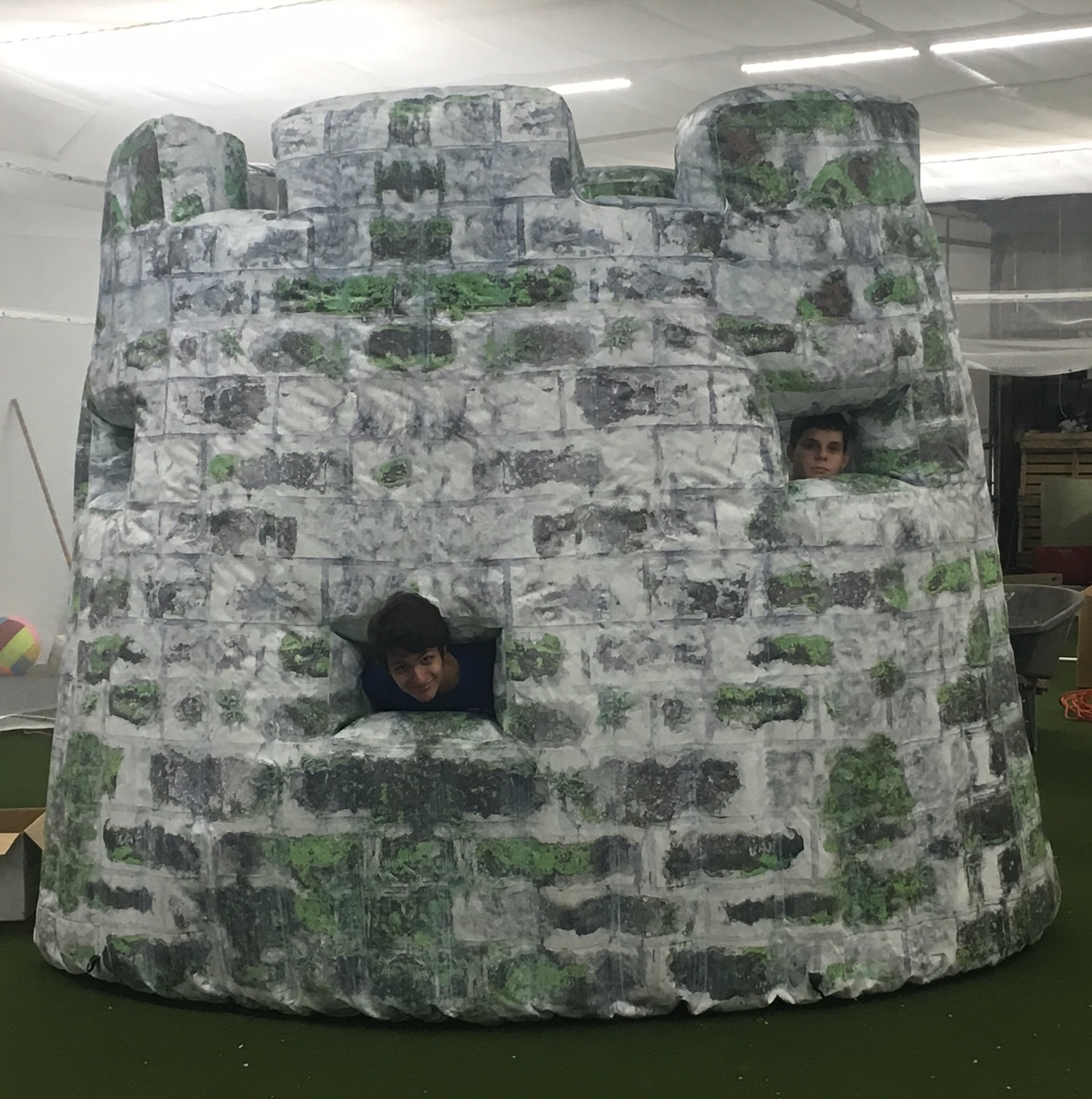 Tactical Bunkers for Paintball Castle 8' x 10'
