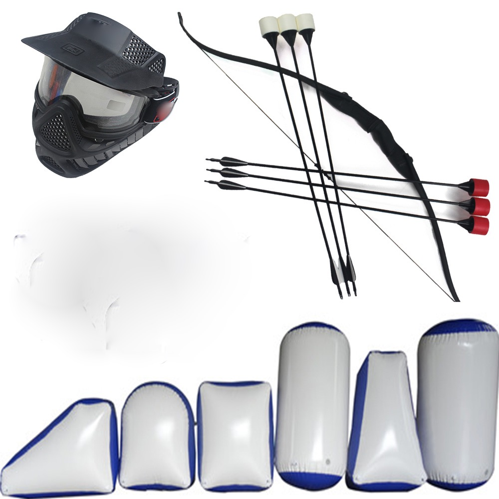 Paintball Archery Package Deluxe