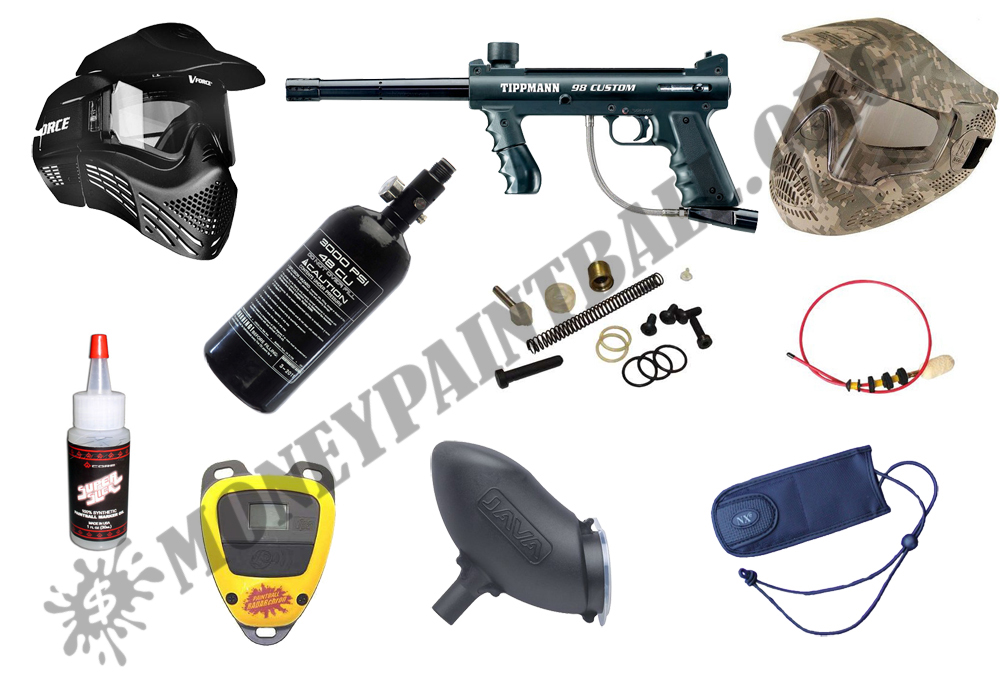 Paintball Bunker Packages 1 Paintball Field Package
