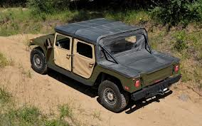 Tactical Bunkers for Paintball HUMMER 15' x 7' Scenario Bunker