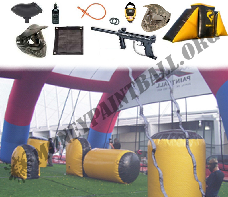 #6 INFLATABLE ARENA PACKAGE 50' x 100'*MADE IN USA*