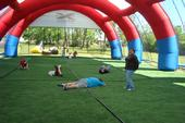 #2  VIDEO OF OUR INFLATABLE PAINTBALL FIELDS IN ACTION