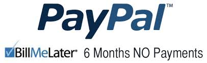 z PAY PAL 100% FINANCING