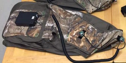 Laser Tag HT-1 Remote Wireless Vest