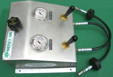 MONEY AIR 2 LINE FILL STATION - PAINTBALL COMPRESSOR - wholesale