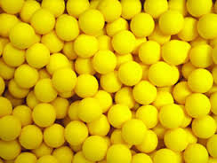 Reusable Paintballs .68 CAL 500 rd. box