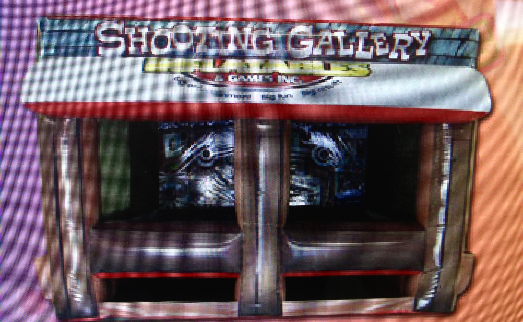 Shooting Gallery 3.0 15' x 15' x 12' Tall